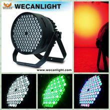 Pro 120pcs 3w LED Par led flat par meter