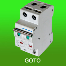 GL7 house used, photovoltaic system electronic circuit breaker
