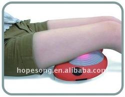 12v Car Used Neck and Shoulder shiatsu Heat Electric Massage Pillow