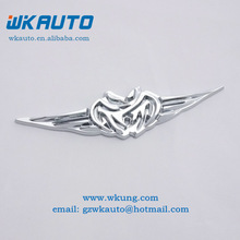 custom design ABS eagle phoenix car emblems