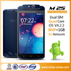 Newest business android 4.2 touch screen dual sim Techno Phone Android