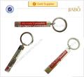 caldo di vendita di alta qualità su misura personalizzati metallo souvenir pressofuso pianura auto in metallo portachiavi