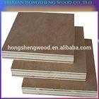 25mm okoume plywood shuttering boards