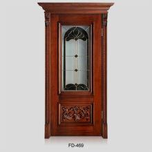 front door wood,glass door