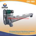 cw marca de alta eficiencia y calidad superior en espiral de cemento transportador de tornillo