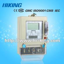 Single Phase prepaid energy Meter/electrical meter/ic card energy meter