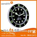"""14"""" reloj forma fluorescente reloj de pared"""