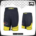 design mma short athletic wear mma fight shorts