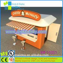 ISO9001outdoor food carts for hot dog,pizza cone,sandwich,BBQ,yogurt,ice cream