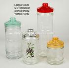 fancy glass bottles specialty bottles jars