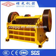 Wide application range rock jaw crusher manufacturing