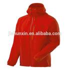 New hood warm cheap thin fleece jacket