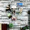 على شكل قلب صورة صورة جهاز عرض المعدن الصافي جدار معدني ديكور المنزل الحرف إطار الصورة