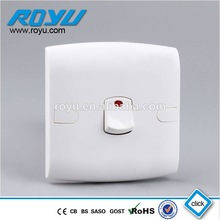 LIDE E104 wall types of electrical switches