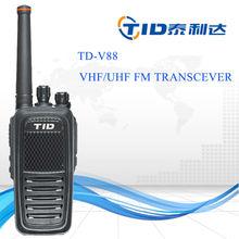 vhf/uhf 2800mAh 8w 7w power output/long range distance