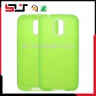 Ultra thin crystal clear slim shell gel soft tpu case for samsung galaxy s5