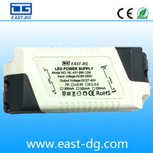 china supplier power supplier (9-12)*1W high power led driver dimmable