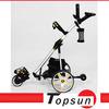 Three Wheels Small Folding Motor Remote Control Golf Buggy