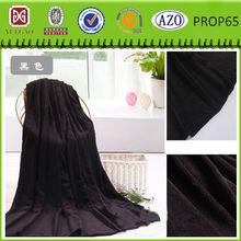 High Quality 100% Polyester Fashion Blanket
