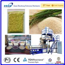 man made rice processing line