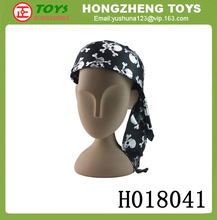 2014 Alibaba China hot sale party cheap pirate hat pattern wholesale party children pirates caps H018041