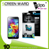 Factory price Japanese material high clear mobile screen protector for samsung s5