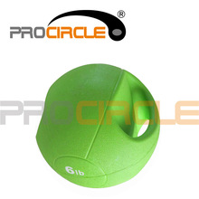 Crossfit Physical Training Double Handle Medicine Ball