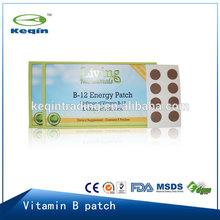 USA hot sale OEM Energy B-12 vitamin patch