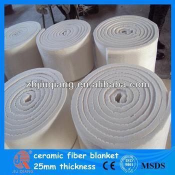 Fireproof materials Ceramic Fiber Blanket Roll