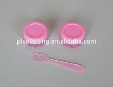 PE Plastic Round Cream Jar