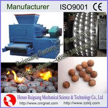 ball press charcoal machine/ lignite ball press machine