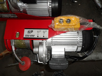 Small Electric Winch, Mini Hoist with 220v