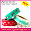 custom decorative masking tape made in China SGS