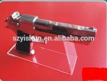 acrylic gun display rack