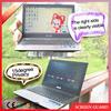 Anti glare privacy screen protector for computer monitor