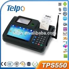 China wireless cdma pos terminal keyboard