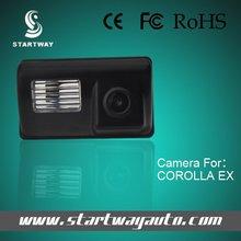 HD Car Reverse Camera For Toyota Corolla EX 170 Degree Waterproof