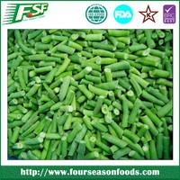 2014 High Quality bulk frozen green beans