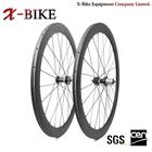 2014 XBIKE hot selling bike tubular 50mm disc brake road bicycle wheels