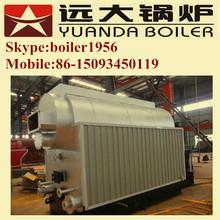 1ton-6ton Wood fired generator