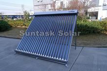 Suntask non pressure solar collector