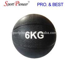 Weight ball Sand filled medicine ball Rubber weight ball