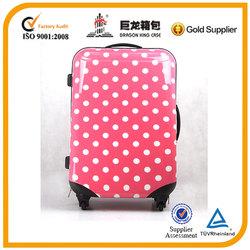 trolley luggage,girls' travel luggage, ormi luggage with TSA lock