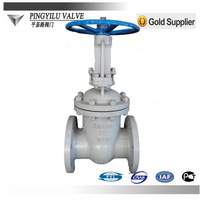 indicator gear operate wedged gate valve