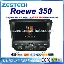 Zestech Car Stereo Navigation Satnav GPS auto parts dvd player for ROEWE 350
