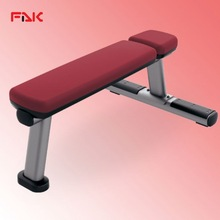 Free Weight Flat Bench Fitness Equipment