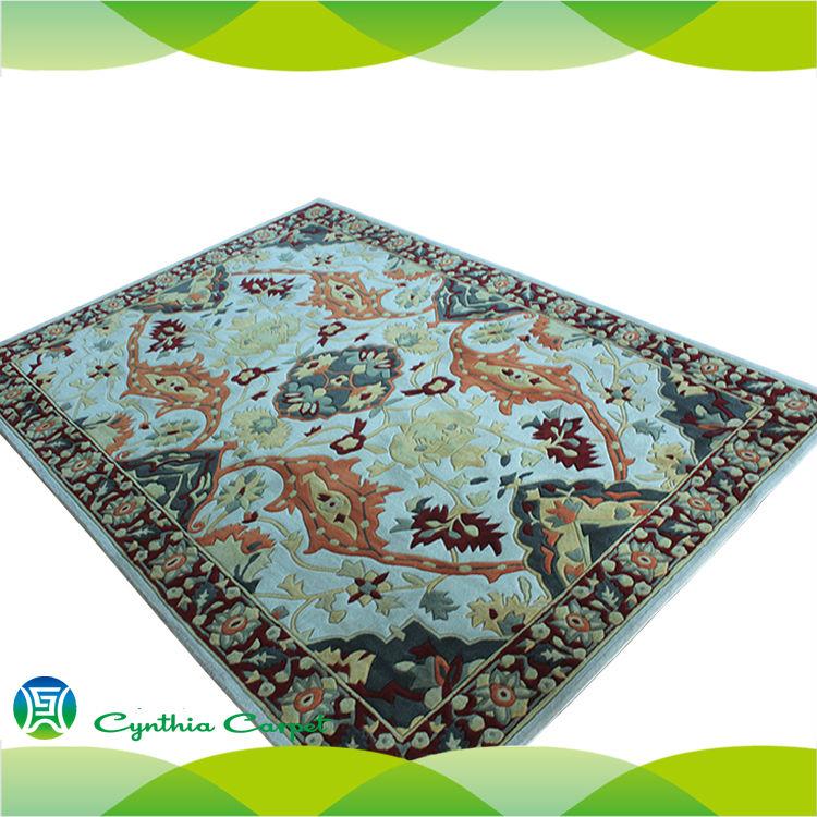 stile cinese tappeto di lana di tappeto per soggiorno