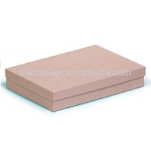 Factory Wholesale Kraft A4 Size Paper Box
