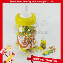 Baby Nipple Shaped Bottle Press Candy
