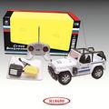 Police RC Jeep 1:16 échelle 4 canaux Radio de contrôle camion à vendre R18680